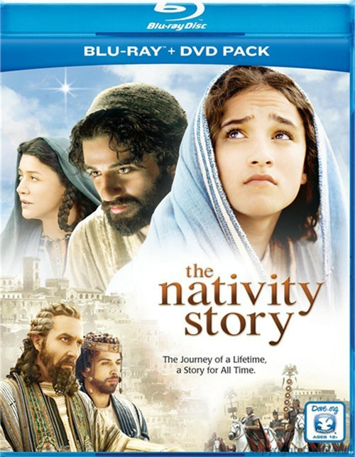 Nativity Story, The (Blu-ray + DVD Combo)