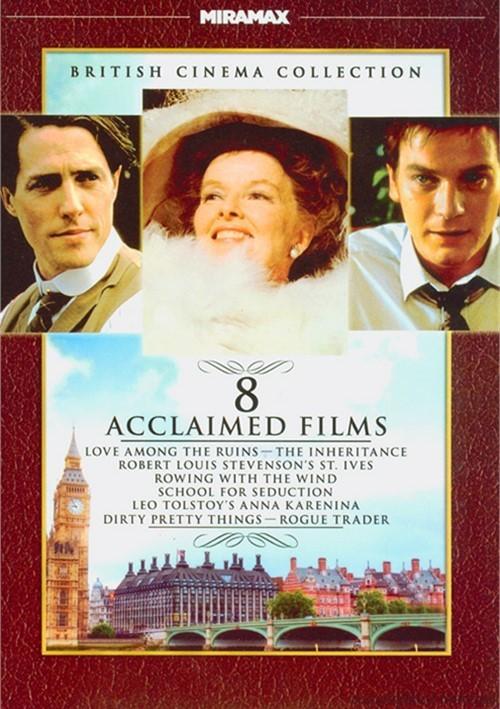 8 Film British Cinema Collection: Volume Two