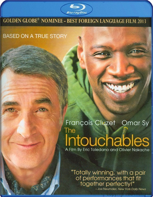 Intouchables, The (Blu-ray + UltraViolet)