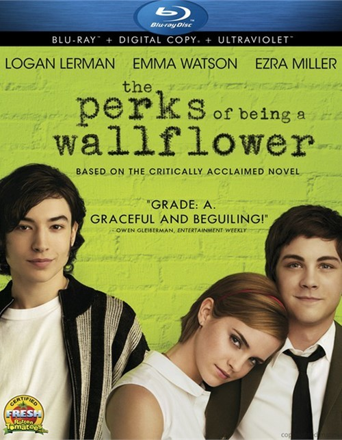 Perks Of Being A Wallflower, The (Blu-ray + Digital Copy + UltraViolet)
