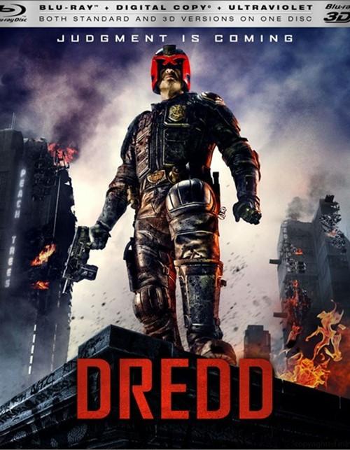 Dredd 3D (Blu-ray 3D + Blu-ray + Digital Copy + UltraViolet)