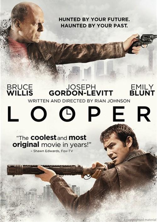 Looper (DVD + UltraViolet)