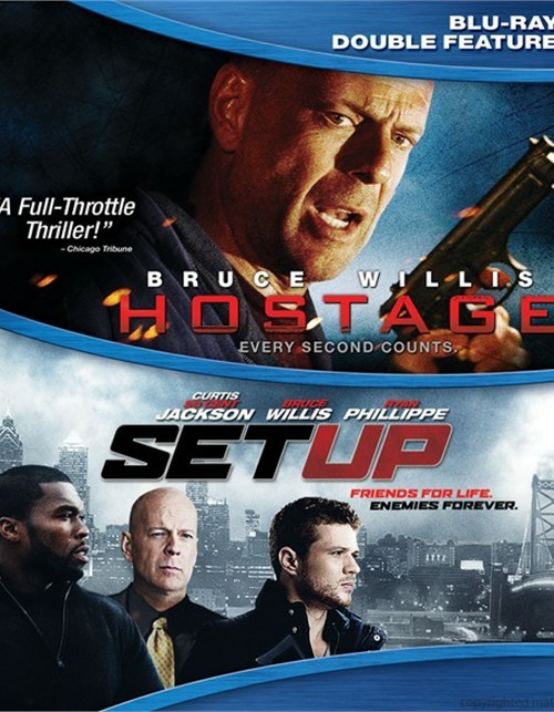 Hostage / Set Up (Double Feature)
