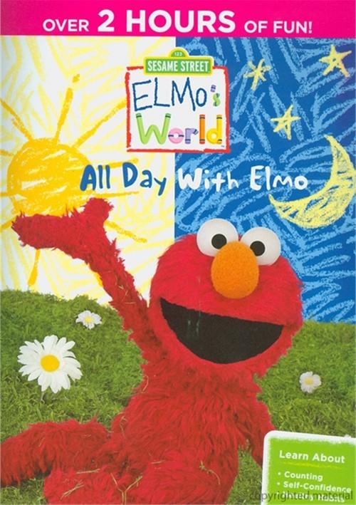 Elmos World: All Day With Elmo