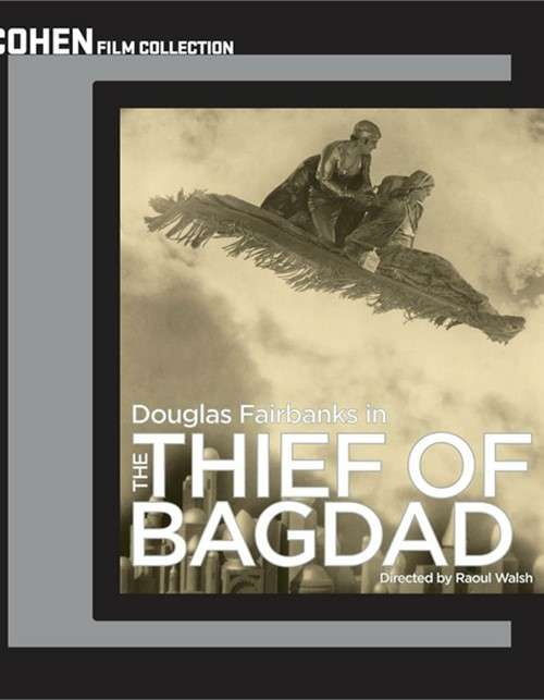 Thief Of Bagdad