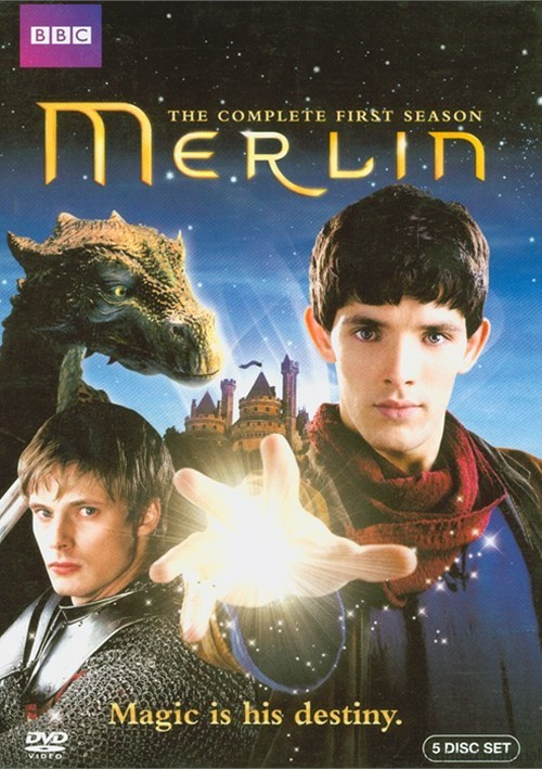 Merlin: The Complete First Season (Repackage)