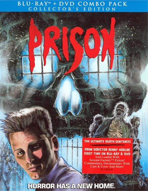 Prison: Collectors Edition (Blu-ray + DVD Combo)