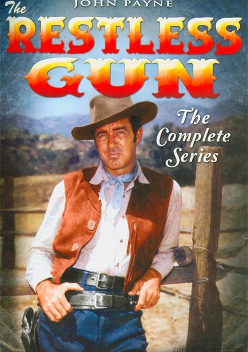 Restless Gun, The: The Complete Series