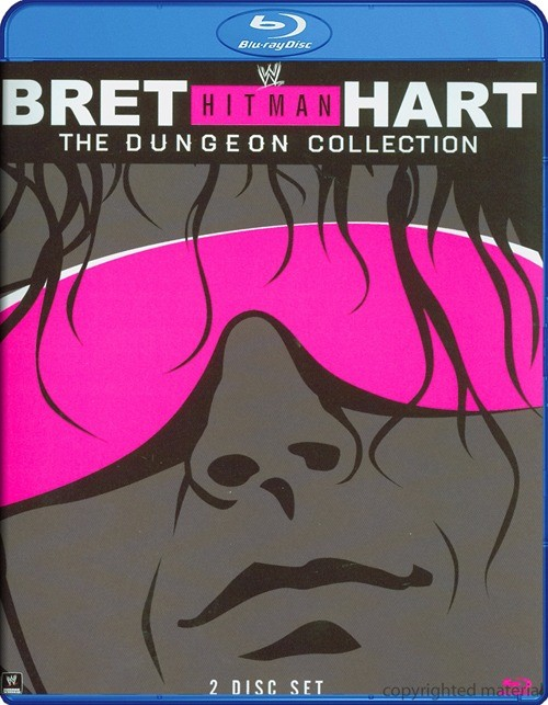 WWE: Bret Hitman Heart - The Dungeon Collection