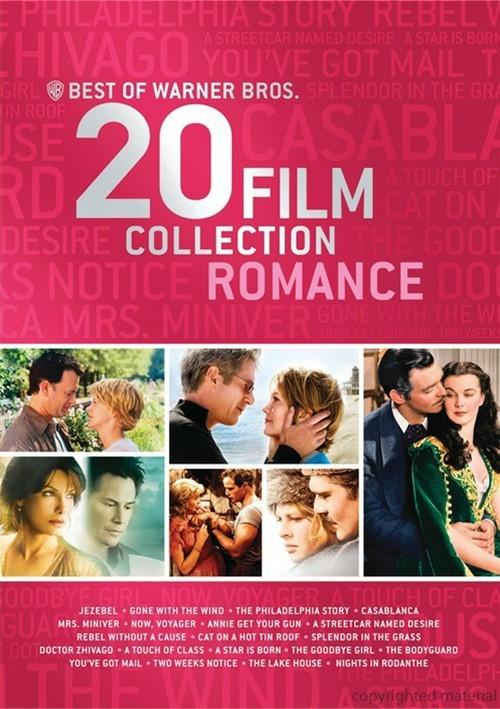 Best Of Warner Bros.: 20 Film Collection - Romance
