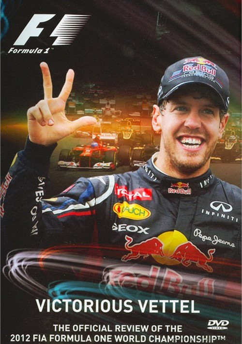 Official Review Of The 2012 FIA Formula One World Championship, The