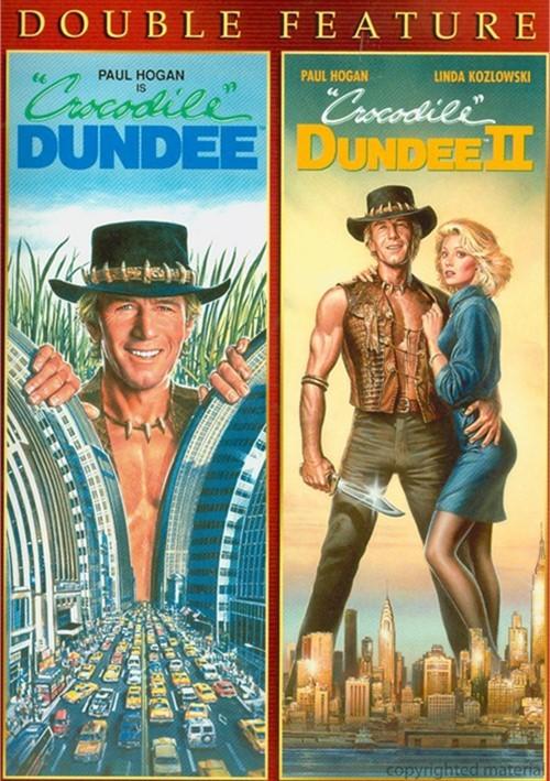Crocodile Dundee / Crocodile Dundee II (Double Feature)