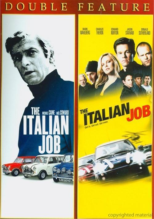 Italian Job: 2003 / Italian Job: 1969 (Double Feature)