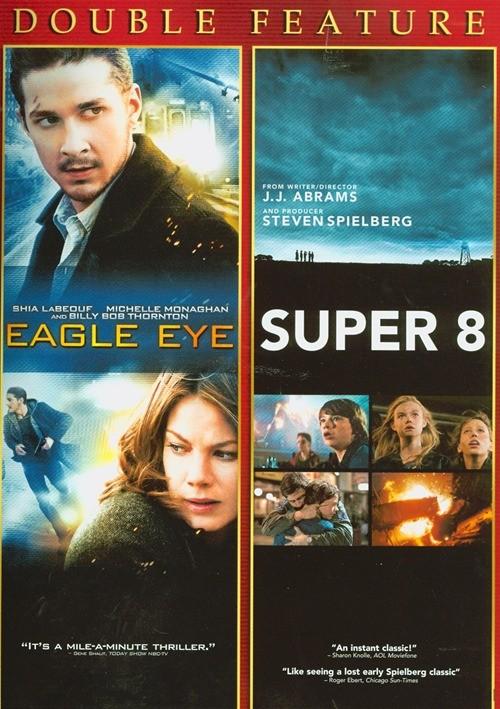 Super 8 / Eagle Eye (Double Feature)