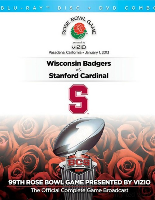 2013 Rose Bowl Presented By Vizio (Blu-ray + DVD Combo)