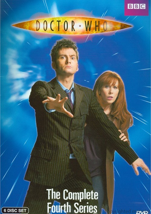 Doctor Who: The Complete Fourth Season (Repackage)