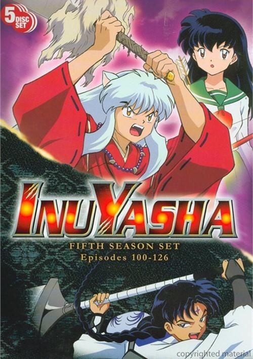 Inu-Yasha: Fifth Season Box Set (Repackage)