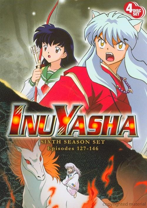 Inu-Yasha: Sixth Season Box Set (Repackage)