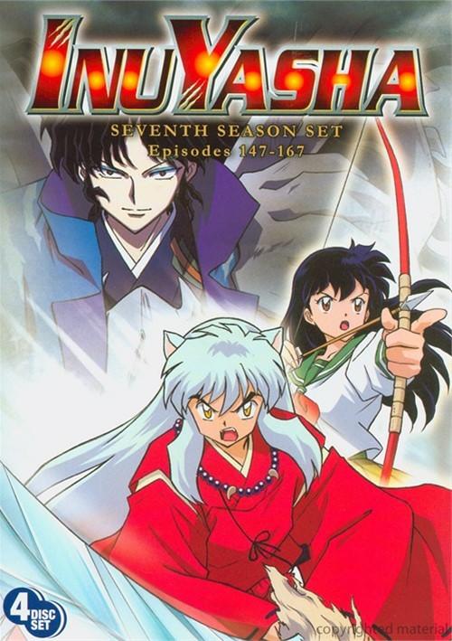 Inu-Yasha: Seventh Season Box Set (Repackage)