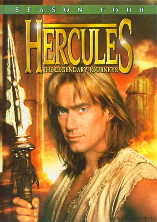 Hercules: The Legendary Journeys - Season Four