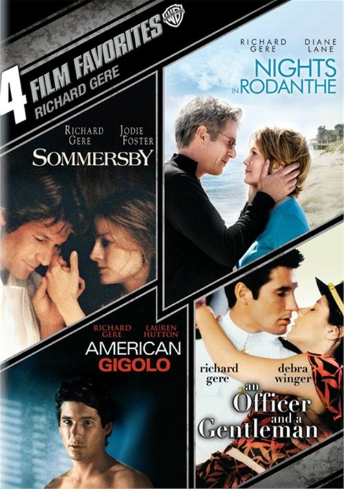 4 Film Favorites: Richard Gere