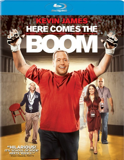 Here Comes The Boom (Blu-ray + UltraViolet)