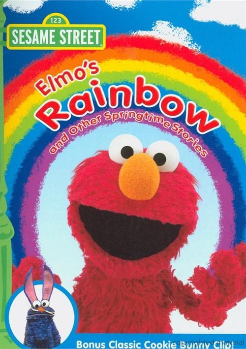Elmos Rainbow & Other Springtime Stories (Repackage)
