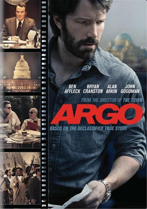 Argo (DVD + UltraViolet)