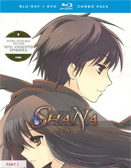 Shakugan No Shana: Season Three, Part One - Alternate Art (Blu-ray + DVD Combo)