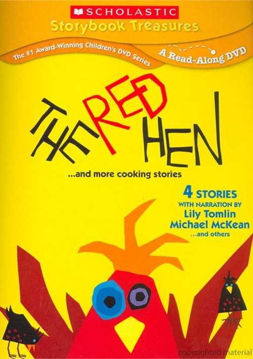 Red Hen... And More Cooking Stories, The