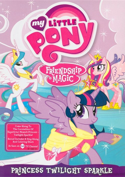My Little Pony: Friendship Is Magic - Twilight Sparkle Princess