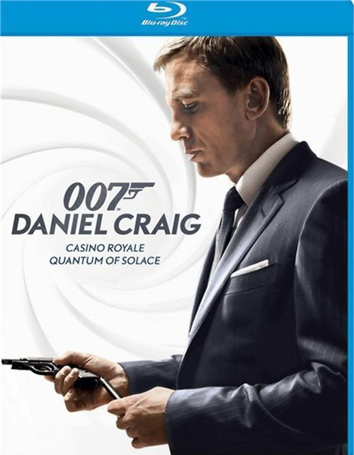 Quantum Of Solace / Casino Royale (Double Feature)