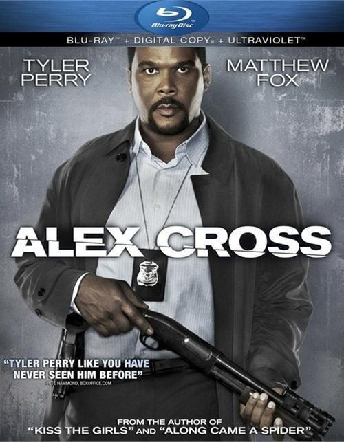 Alex Cross (Blu-ray + Digital Copy + UltraViolet)