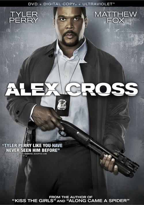 Alex Cross (DVD + Digital Copy + UltraViolet)