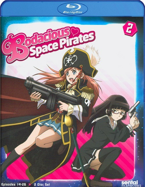 Bodacious Space Pirates: Collection Two