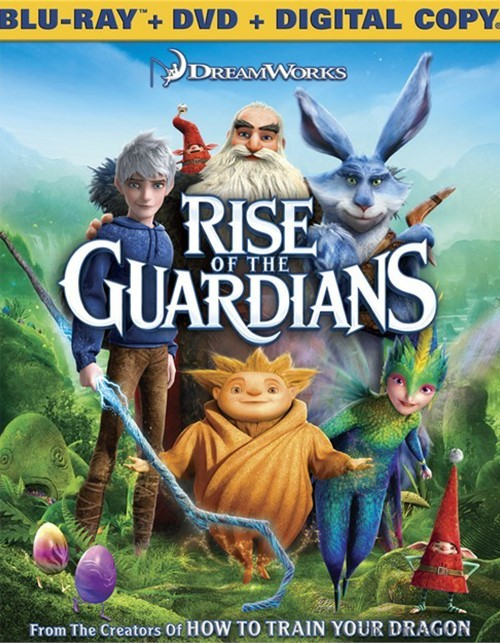 Rise Of The Guardians (Blu-ray + DVD + Digital Copy + UltraViolet)
