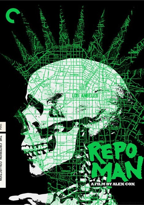 Repo Man: 2 DVD Edition - The Criterion Collection