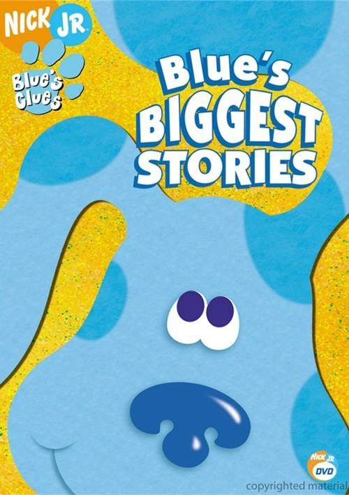 Blues Clues: Blues Biggest Stories (Repackage)