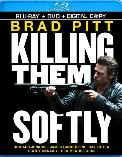 Killing Them Softly (Blu-ray + DVD + Digital Copy + UltraViolet)