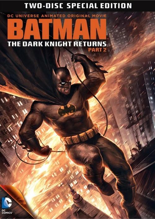 Batman: The Dark Knight Returns - Part 2 - Special Edition