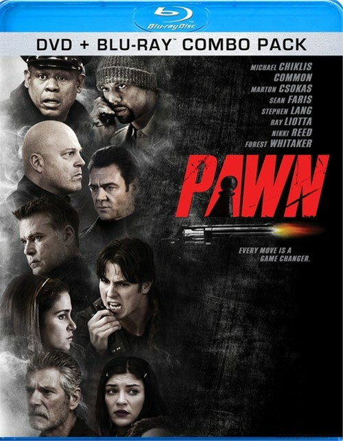Pawn (Blu-ray + DVD Combo)