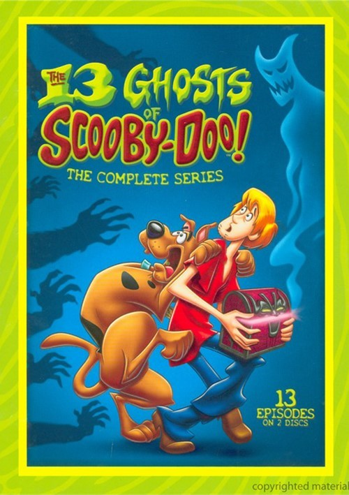 13 Ghosts Of Scooby-Doo, The: The Complete Series (Repackage)