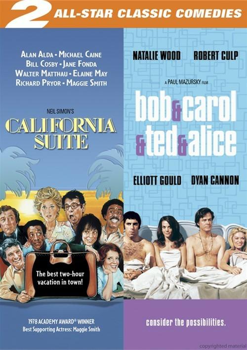 California Suite / Bob & Carol & Ted & Alice (Double Feature)