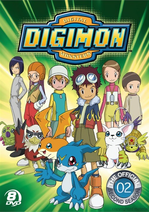 Official Digimon Adventure Set, The: The Complete Second Season