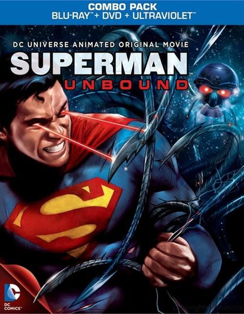 Superman: Unbound (Blu-ray + DVD + UltraViolet)
