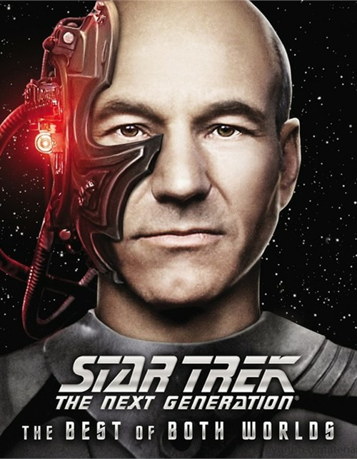 Star Trek: The Next Generation - The Best Of Both Worlds (Blu-ray + UltraViolet)