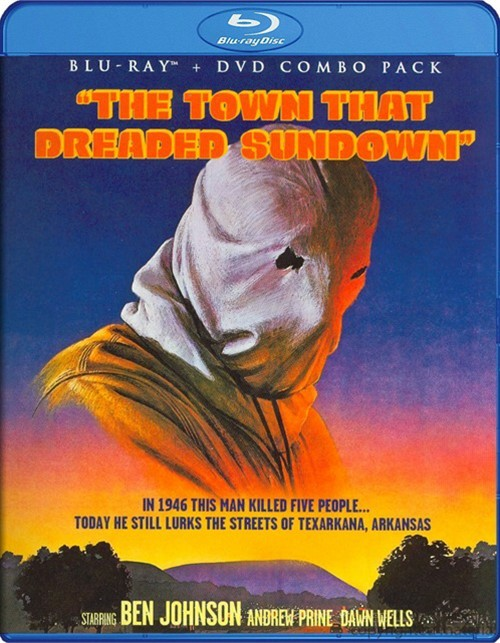 Town That Dreaded Sundown, The (Blu-ray + DVD Combo)