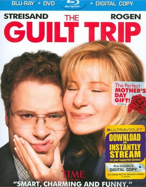Guilt Trip, The (Blu-ray + DVD + Digital Copy + UltraViolet)