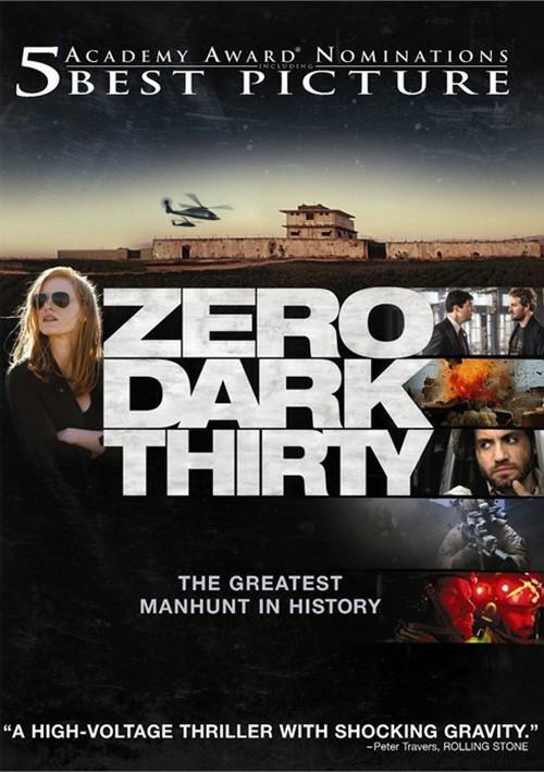 Zero Dark Thirty (DVD + UltraViolet)