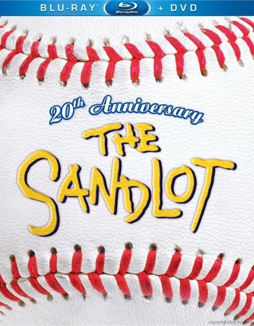 Sandlot, The: 20th Anniversary Edition (Blu-ray + DVD Combo)